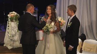 Vitālija un Annas kāzu klips. 11.09.2016.