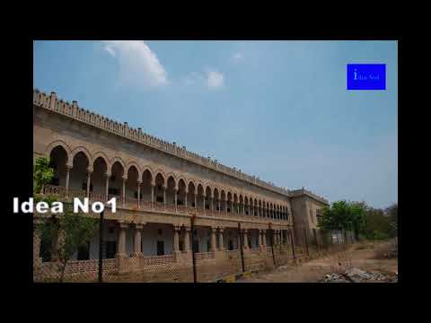 Osmania university Hyderabad architecture Photography in India,founded in 1918