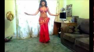 Ya Habibi Yalla (Belly Dance by Farrah)