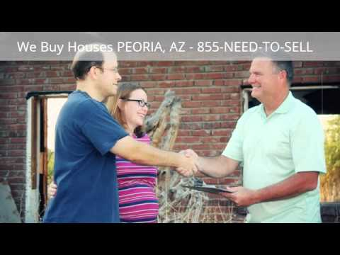 We Buy Houses Peoria, Arizona | 855-NEED-TO-SELL