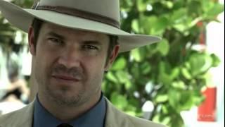 Justified season 1 tommy bucks death