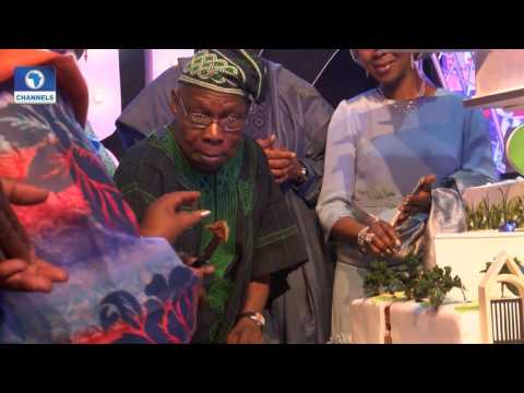 Metrofile: Obasanjo  Concludes 80th Birthday With Grand Dinner