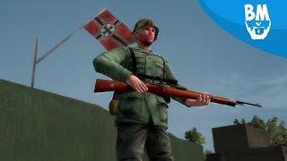 Axis Sniper World War II Online | World War II Online: Battleground Europe Gameplay