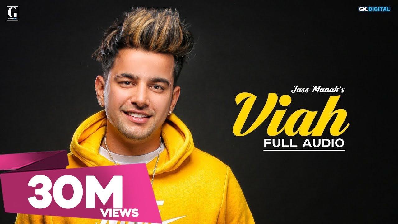 Viah Jass Manak Official Song Romantic Songs Gk Digital Geet