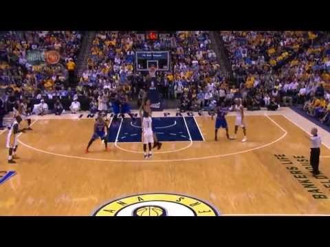 Indiana Pacers 2013 Playoffs Mix: Victory