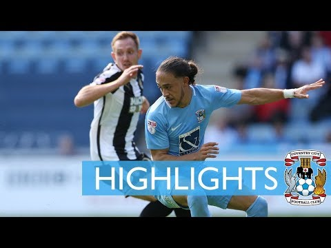 Highlights | Coventry 3-0 Notts County