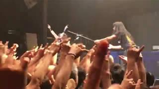 live at ZEPP DiverCity, Tokyo, May 19th, 2017.
