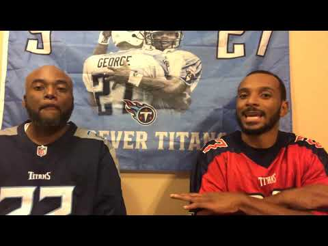 POSTGAME: Tennessee Titans vs New Orleans Saints GAME 15