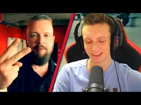 """Firegoden REAGIERT auf Felix Blume """"ALLES AUF NULL""""!"""
