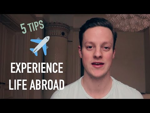 5 Tips For Moving To A Foreign Country