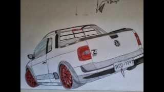 desenhos de carros #Vinicius Coura 1º e...