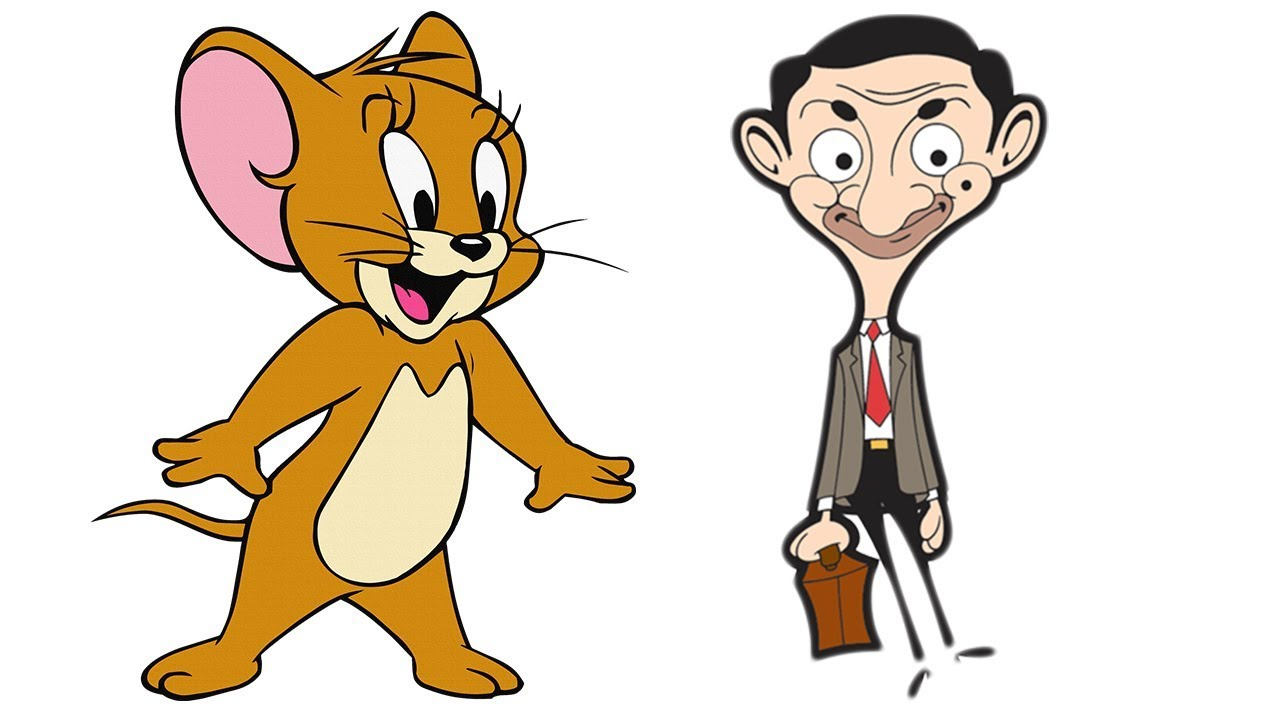 Chi si nasconde dietro mr bean e jerry indovina il