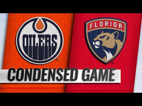 11/08/18 Condensed Game: Oilers @ Panthers