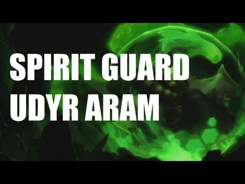 League of Arams - Spirit Guard Udyr - Full Game Commentary