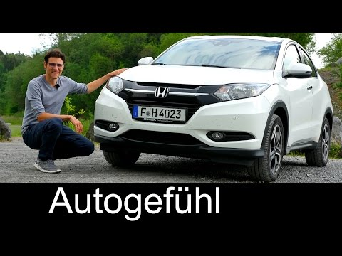 Honda HR-V Vezel FULL REVIEW test driven all-new neu SUV 2017/2016 - Autogefühl