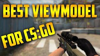 Best Viewmodel For CS:GO! [Best CS:GO Viewmodel v2]