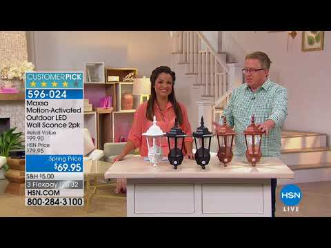 HSN | Home Security Solutions 03.25.2018 - 02 AM