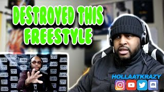 ROYCE DESTROYED THIS LA LEAKERS FREESTYLE | REACTION