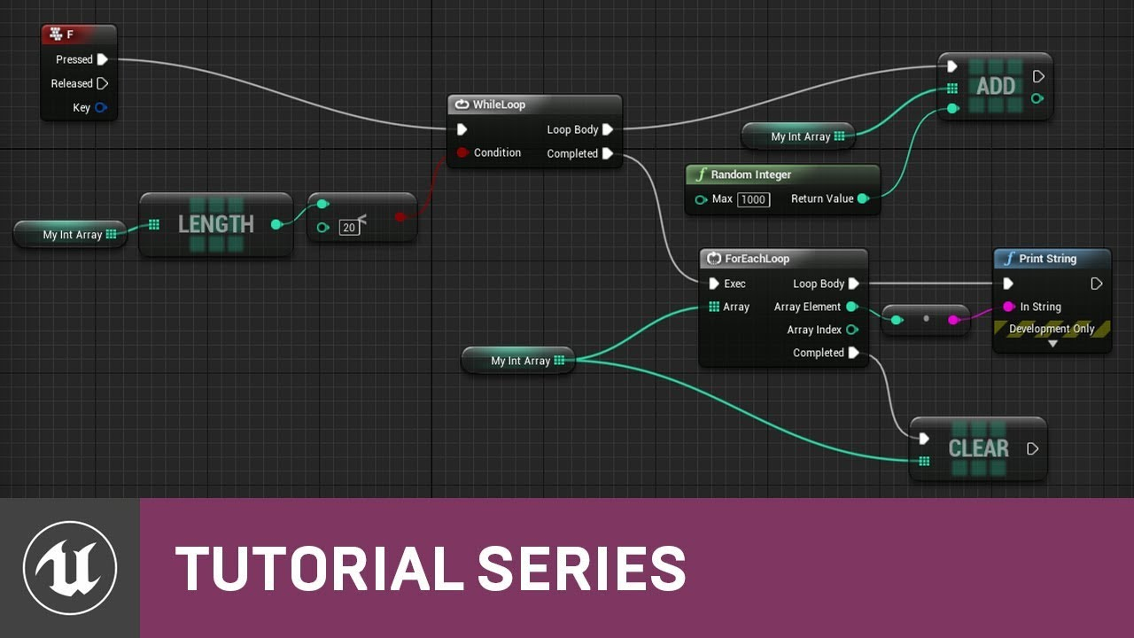 Blueprint essentials while loops 13 v42 tutorial series blueprint essentials while loops 13 v42 tutorial series unreal engine malvernweather Gallery