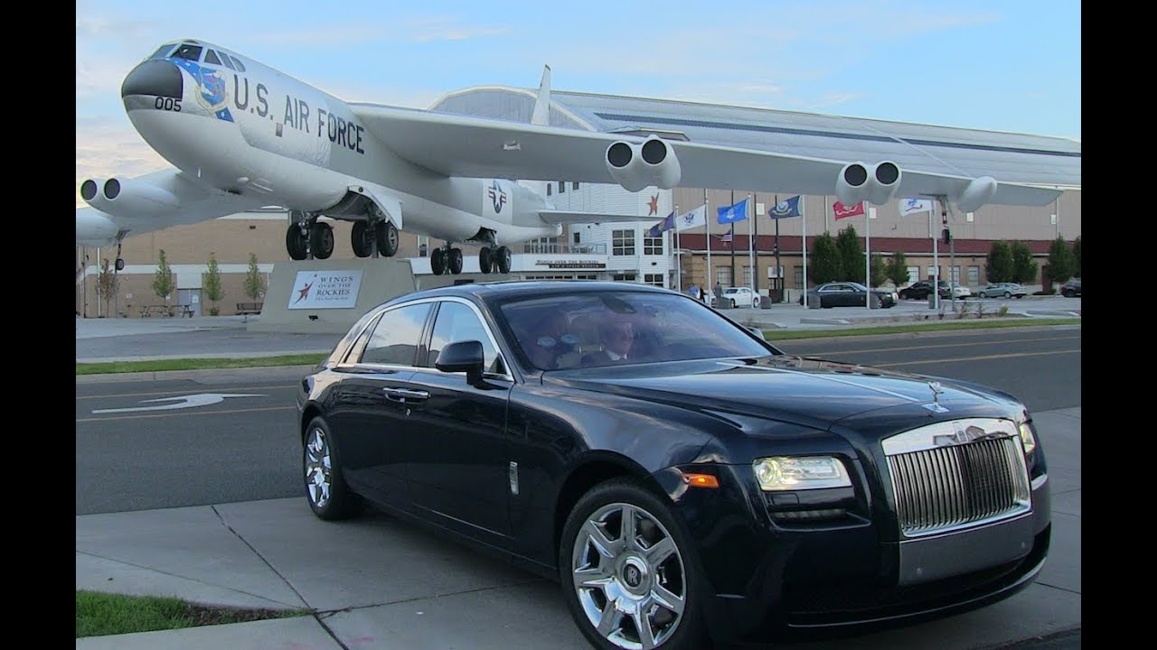 Rolls Royce Ghost >> 2012 Rolls-Royce Ghost First Drive & Review - YouTube