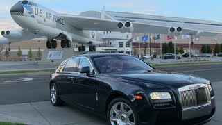 2012 Rolls-Royce Ghost First Drive & Review