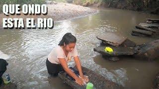 Yaki Lavando Su Ropa en el RIO 1/2