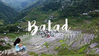 Becoming Acquainted with Batad ➳ Cat'elle: My Wanderlust Diary