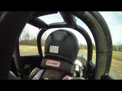 Corey Manuel onboard big money bracket race timerun