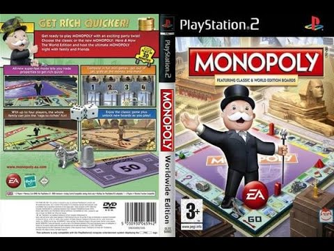 Monopoly ps2 playstation 2 longplay (full game) [012] youtube.