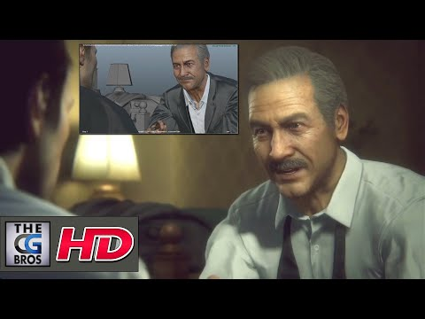 "CGI Animation Breakdowns :  ""Uncharted 4 - A Thief's End"" - by Richard Pince"