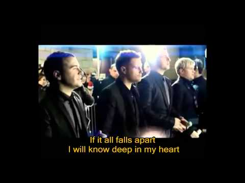 Westlife - In This Life with Lyrics