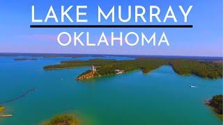 Prettiest Lake in Oklahoma? Ląke Murray