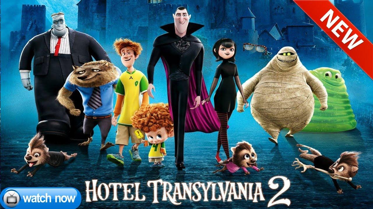 Hotel Transylvania 2 En Español Pelicula Completa Español Latino 2021 Hotel Transylvania Youtube