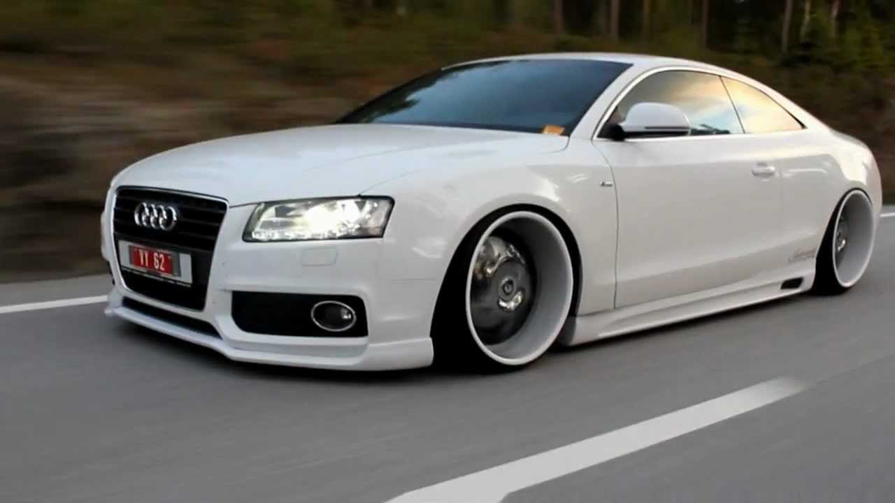 Automotes Showbil 2012 Audi A5 S Line Forgiato Youtube