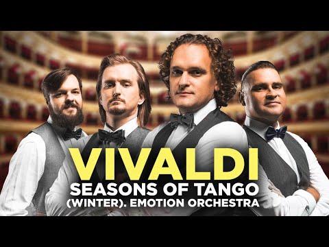 Four Seasons of Tango. Winter. Yuri Medianik & Emotion-orchestra