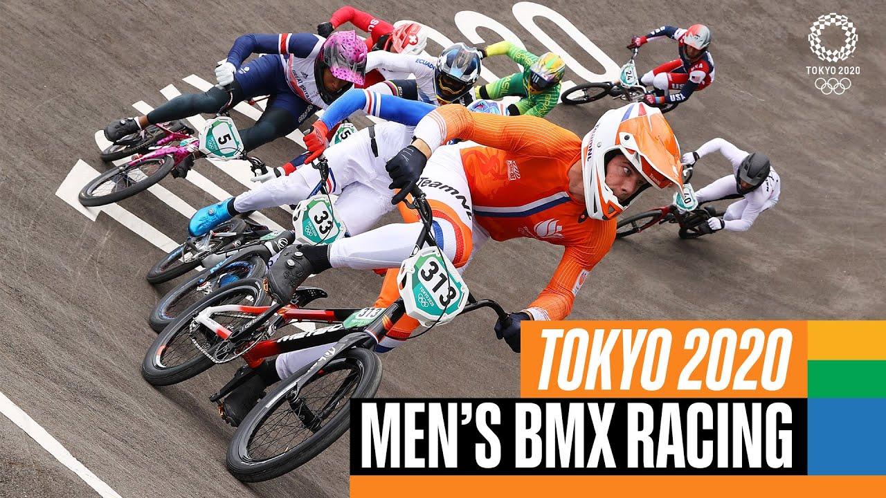 Download Men's BMX Gold Medal Race | Tokyo Replays