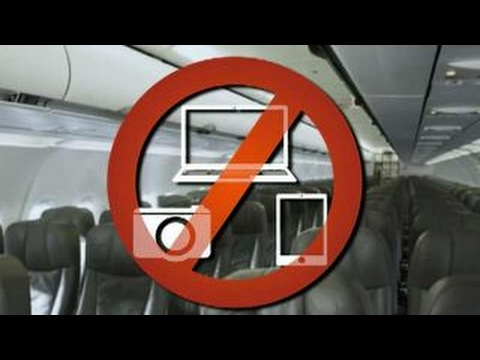 White House bans electronic devices from Middle East flights