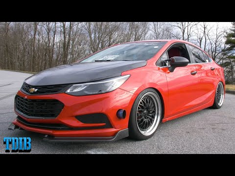 FIRE BREATHING Chevy Cruze Review! Obnoxious And Proud?