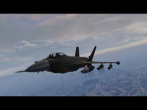 GTA Online: Über das Problem mit der Jet Balance