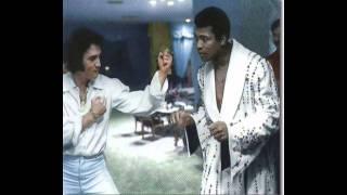 Muhamad Ali Talks About Elvis