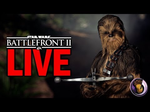 WHICH HEROES ARE THE BEST NOW? Star Wars Battlefront 2 Live Stream #63 With InfinitePotatos