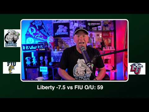 Liberty vs FIU Free College Football Pick and Prediction CFB Tips Saturday 9/26/20 | Pick Dawgz