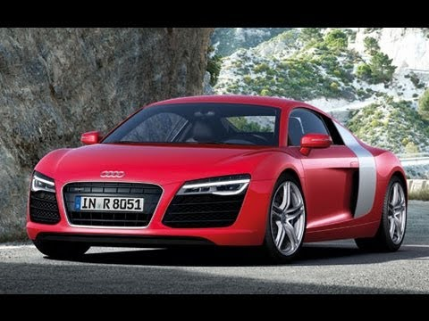 2012/2013 Audi R8 Review - V10 & V8 GT Overview
