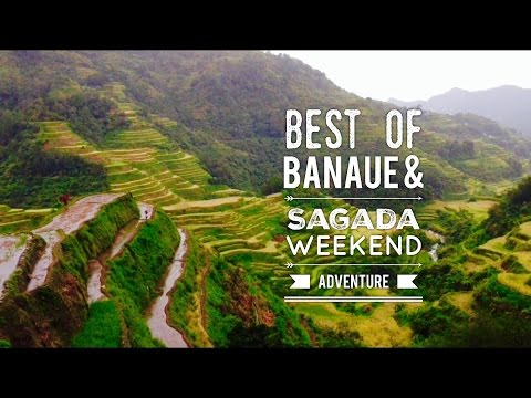 Best of Banaue and Sagada Weekend Adventure Tour Episode 1 of 2 by HourPhilippines.com
