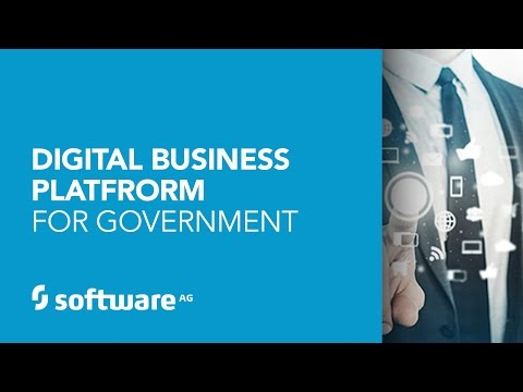 Software AG's Journey to Digital Government