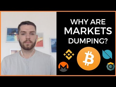 Is This Why The Crypto Markets Are Dumping?