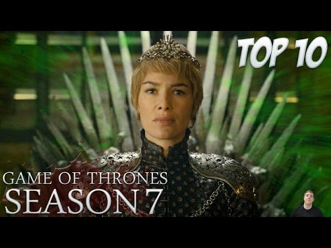 Game of Thrones Top 10 Greatest Episodes!