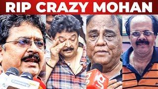 """HEART-ATTACK"" Varum ? | Crazy Mohan | S V Shekher"