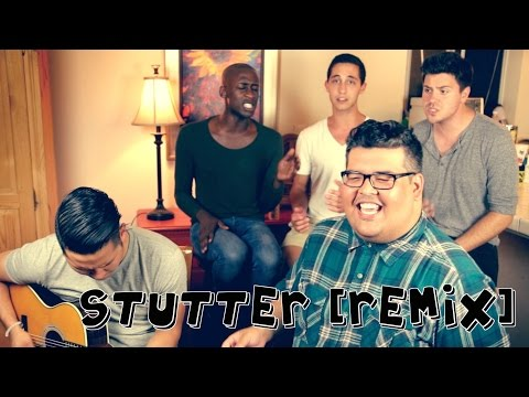 JOE - Stutter REMIX (Cover by Mario Jose feat. Vincint, Michael Mancuso, Will Makar, & Corey Rupp)