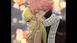Скачать Люси и Нацу ты улыбнёшься и скажешь мне да